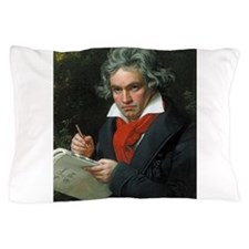 beethoven Pillow Case
