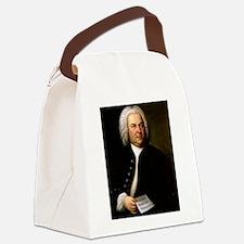 johan sebastian bah Canvas Lunch Bag