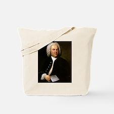 johan sebastian bah Tote Bag