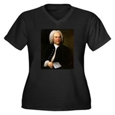 johan sebastian bah Plus Size T-Shirt