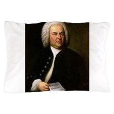 johan sebastian bah Pillow Case