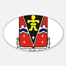 509th PIR Crest Decal
