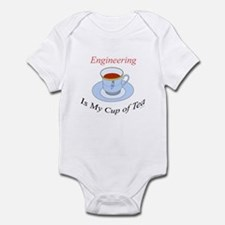 Engineering is my cup of tea Infant Creeper