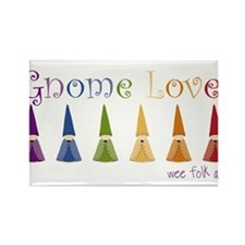 Cute Waldorf Rectangle Magnet (10 pack)