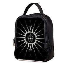 Golden Star Neoprene Lunch Bag
