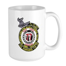 CVA-14 USS TICONDEROGA Multi-Purpose Attack A Mugs