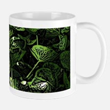 Lilypad Woodcut Mugs