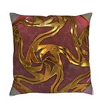 Faberge's Jewels -Red Master Pillow