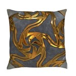 Faberge's Jewels - Grey Master Pillow