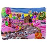 Candyland Pillow Sham