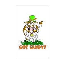Candy Cow Decal