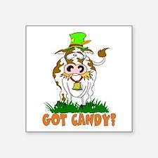 Candy Cow Sticker