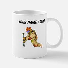 Custom Futuristic Astronaut Mugs