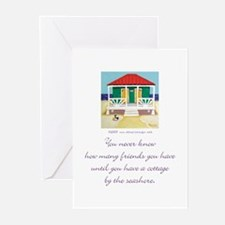 Beach Friends Greeting Cards (Pk of 10)