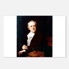 william blake Postcards (Package of 8)