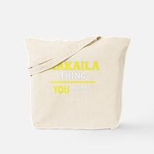 Cute Makaila Tote Bag
