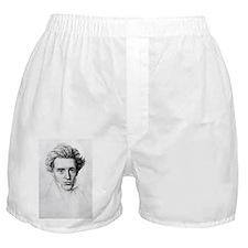 soren kierkegaard Boxer Shorts