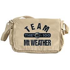 The 100 Team Mt Weather Messenger Bag
