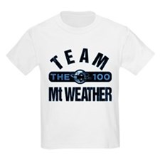 The 100 Team Mt Weather T-Shirt