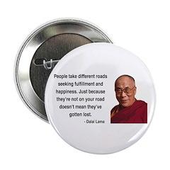 """Dalai Lama 2 2.25"""" Button (10 pack)"""