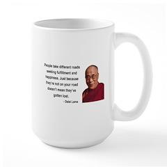 Dalai Lama 2 Mug