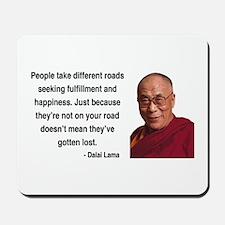 Dalai Lama 2 Mousepad