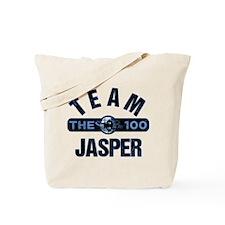 The 100 Team Jasper Tote Bag