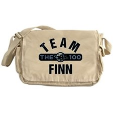 The 100 Team Finn Messenger Bag