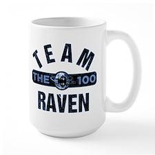 The 100 Team Raven Mugs