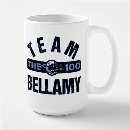 The 100 Team Bellamy Mugs