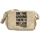 The100tv Canvas Messenger Bags