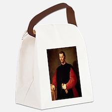 machiavelli Canvas Lunch Bag