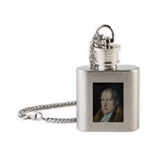 hegel Flask Necklace