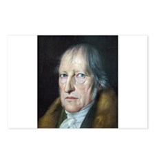 hegel Postcards (Package of 8)