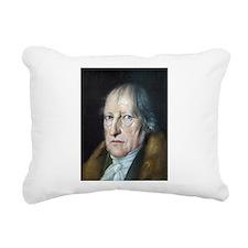 hegel Rectangular Canvas Pillow