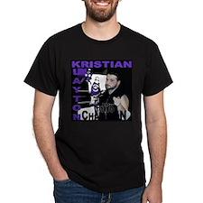 Kristian Klayton Champion T-Shirt