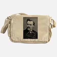 friedrich nietzsche Messenger Bag