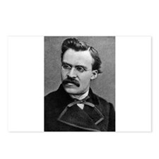 friedrich nietzsche Postcards (Package of 8)