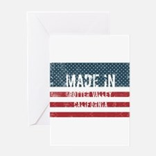 Made in Potter Valley, California Greeting Cards