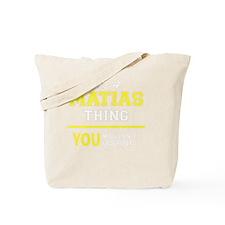 Unique Matias Tote Bag