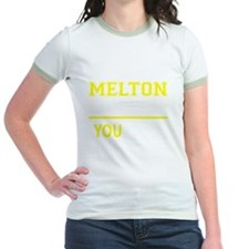 Unique Melton's T
