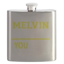 Cute Melvin Flask
