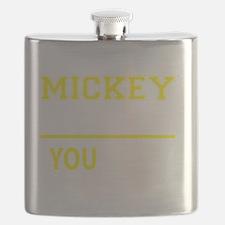 Cute Mickey Flask