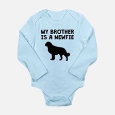 My Brother Is A Newfie Body Suit