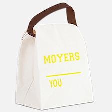 Unique Moyers Canvas Lunch Bag