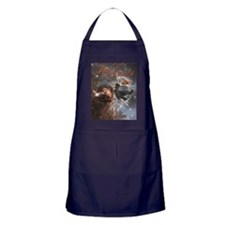 Sky Dancers Cover Apron (dark)