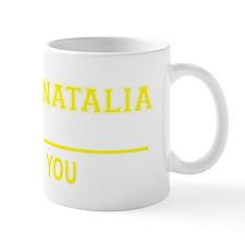 Funny Natalia Mug