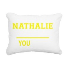 Nathaly Rectangular Canvas Pillow