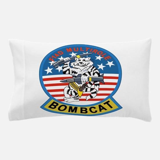 tomcat_bombcat.png Pillow Case