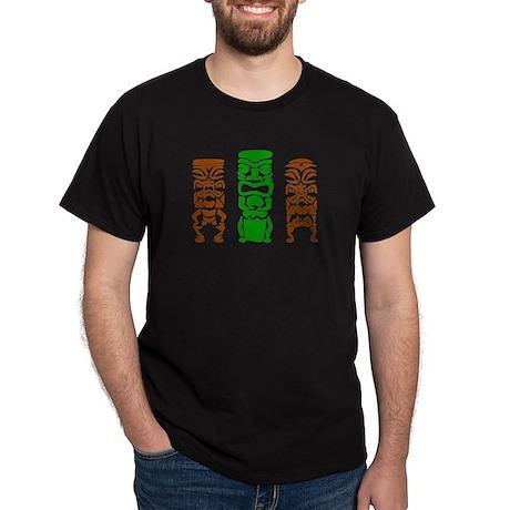 Tiki Men Dark T-Shirt